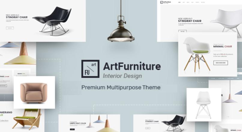 ArtFurniture Responsive OpenCart Theme