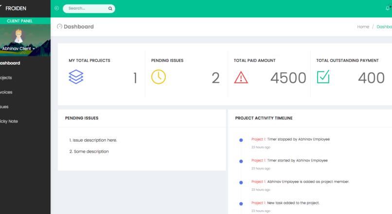 WORKSUITE — Project Management 1.6.1