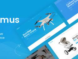 Elomus — Single Product OpenCart Theme