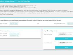 WooCommerce Import And Export Plugin
