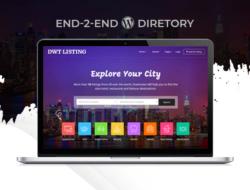 DWT Listing — Directory & Listing WordPress Theme