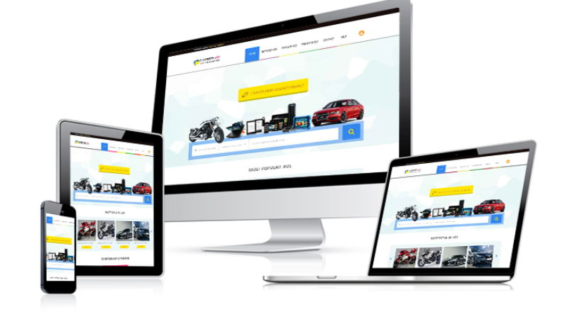 Opencart — Classified — Шаблон для автомобильной тематики