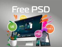 Бесплатные шаблоны для интернет-магазина PSD