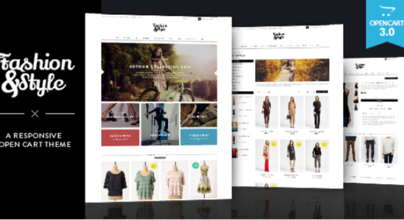 Pav Fashion Responsive Opencart 3 Theme