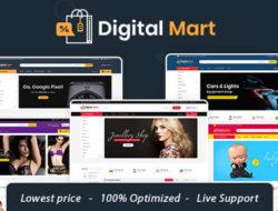 Digital Mart — Opencart Multi-Purpose Responsive Theme