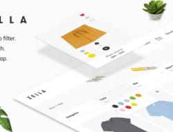 Zella — WooCommerce AJAX WordPress Theme — RTL support