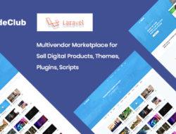 Codeclub — Multivendor Marketplace — магазин цифровых товаров