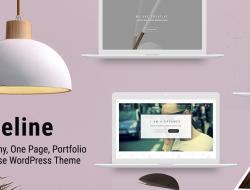 Seline — Creative Photography & Portfolio WordPress Theme