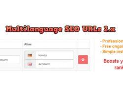Multi-language SEO URLs Opencart 2.x