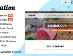 ELEVATION — Charity/Nonprofit/Fundraising WP Theme