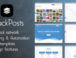 Stackposts — Social Marketing Tool