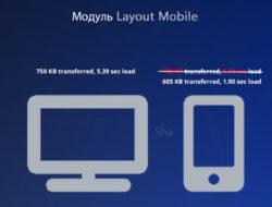 Layout Type, ускорение мобильной версии. 1.0.2.1