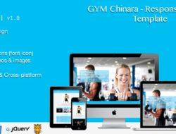Gym Chinara — Responsive Sport HTML Template
