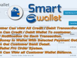 Smart E Wallet — Opencart Plugin
