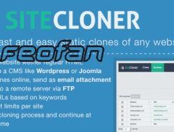 SiteCloner — Делайте клоны или копии любого сайта