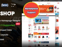 MaxShop — Fastest & Responsive Multipurpose
