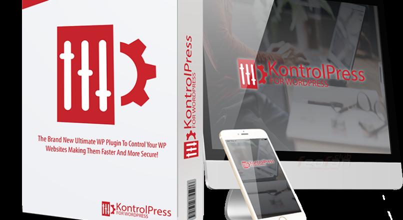 KontrolPress — защита сайта от хакеров, ботов, ddos и оптимизация
