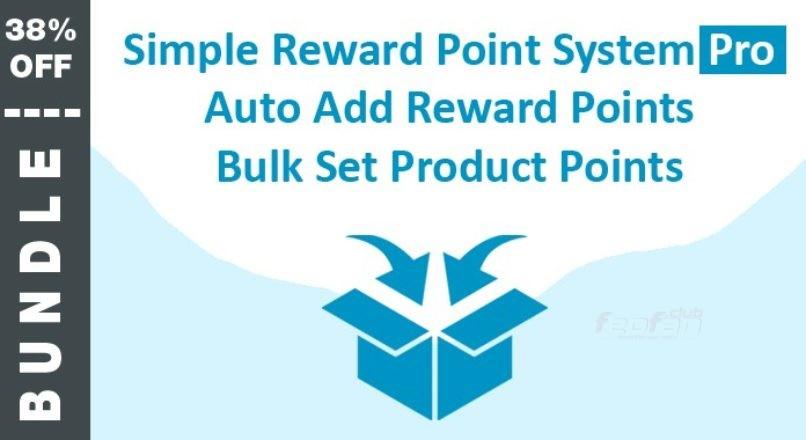 BUNDLE: Simple Reward Pro, Auto Add, and Bulk Set Product Points