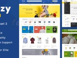 Firezy — Multipurpose OpenCart 3 Theme