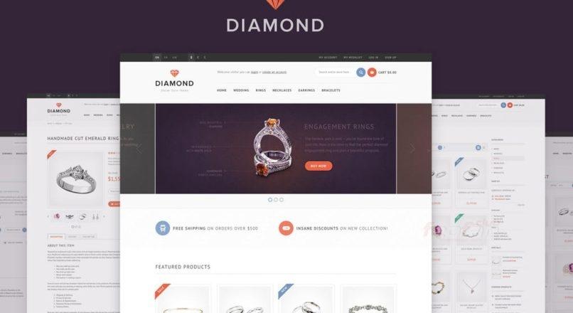 Diamond — Responsive OpenCart Theme
