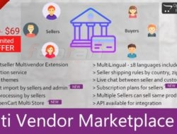 Purpletree Multivendor For Opencart / Multiseller Marketplace nulled VIP