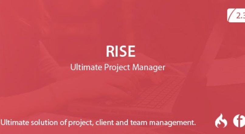 RISE — Ultimate Project Manager — Менеджер для вашей команды