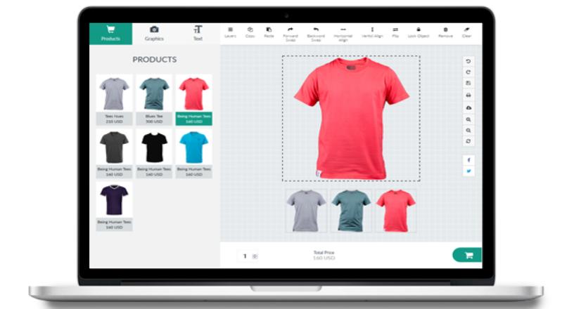 Design Tailor — Custom Product Designer Plugin Opencart