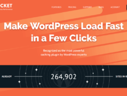 WP Rocket 3.4.1.2 – The Best WordPress Performance Plugin NULLED