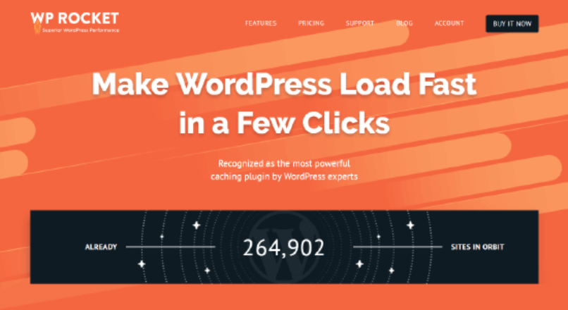 WP Rocket 3.4.1.2 – The Best WordPress Performance Plugin NULLED