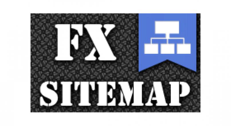 Настройка FX Sitemap