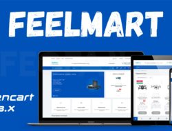 FeelMart 1.4 — адаптивный универсальный шаблон VIP