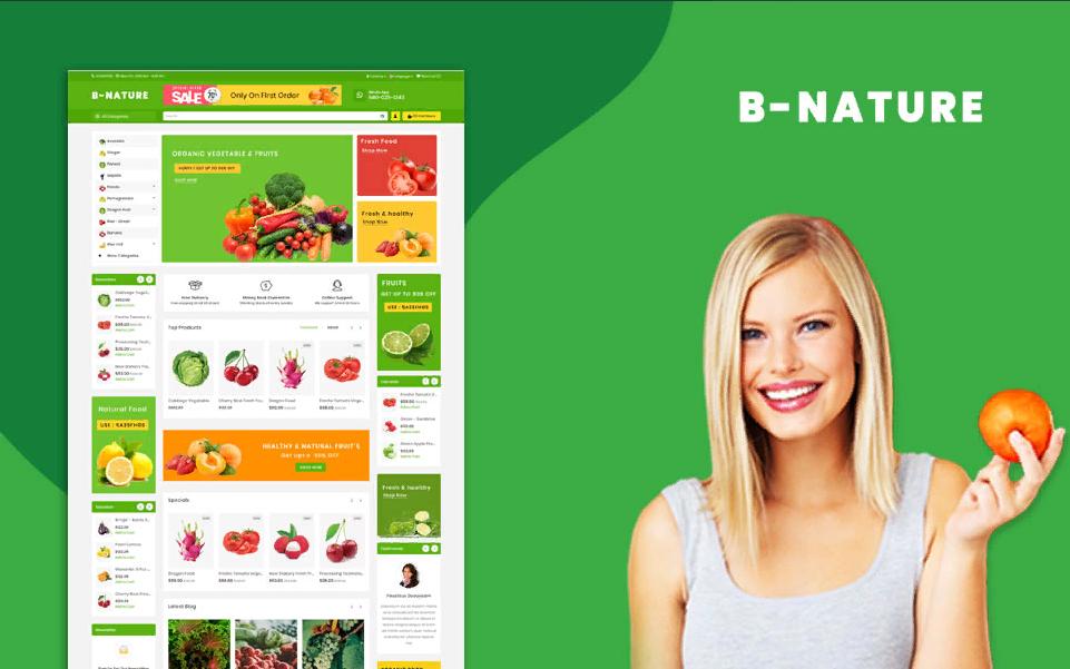 B Nature Organic Fruit & Vegetable OpenCart Template b nature organic fruit - screenshot 7 - B Nature Organic Fruit & Vegetable OpenCart Template
