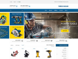 Tools Bazar №71503 templatemonster