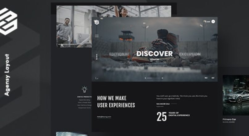 Tourog | Creative Agency WordPress Theme