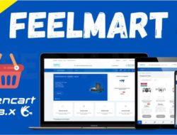 FeelMart — адаптивный универсальный шаблон v1.5 VIP