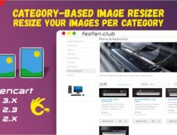 Category-Based Image Resizer — Resize your images per category
