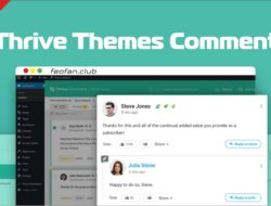 Thrive Themes Comments 1.4.9.2 NULLED