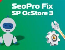 SP OcStore 3 SeoPro Fix 1.0.0