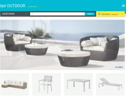 Interior & Furniture OpenCart Template — Интерьер Мебель