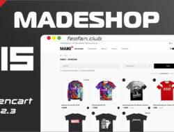 Madeshop универсальный адаптивный шаблон v8.3