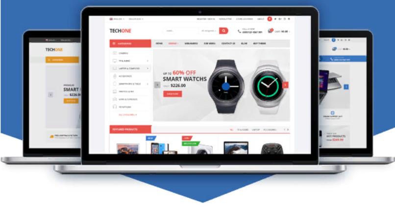 TechOne Premium OpenCart Theme