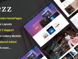 Siezz Multi-purpose OpenCart 3 Theme ( Mobile Layouts Included)