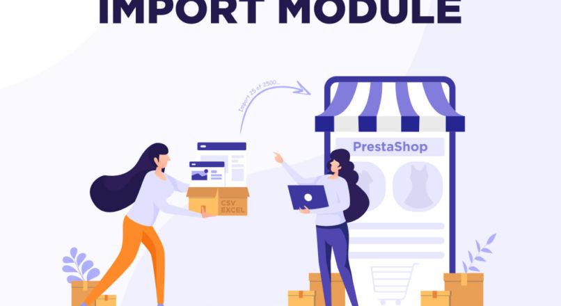 Product Catalog (CSV, Excel) Import Module PrestaModules