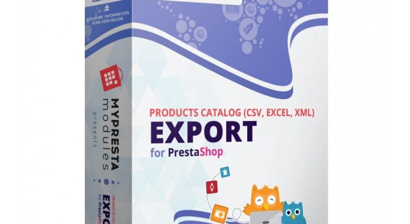 Products Catalog (CSV, Excel, Xml) Export Module MyPrestaModules