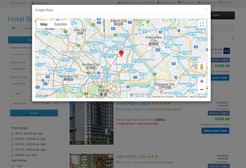 Booking Marketplace System - Система бронирования Marketplace