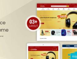 Eleflys Mega Electronics OpenCart 3.x Responsive Theme