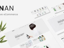 Zonan Responsive OpenCart Theme (Included Color Swatches)