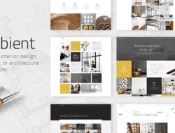 Ambient Modern Interior Design and Decoration Theme