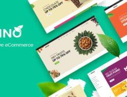 Amino Organic & Multipurpose OpenCart Theme