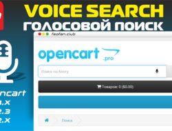 Голосовой поиск / Voice search v.1.0.0